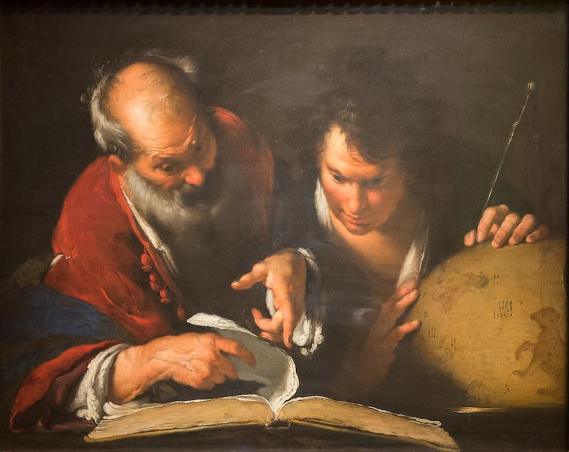 Eratosthenes, Greek Mathematician Who Created the Sieve of Eratosthenes