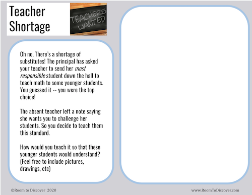This interactive google slides workshop covers how to use slides to teach any standard